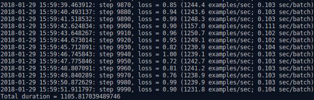 cuda 9 0 tensorflow 1 5 0 benchmark | pytorials com