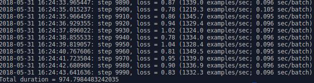 cuda 9 2 tensorflow 1 8 0 benchmark | pytorials com