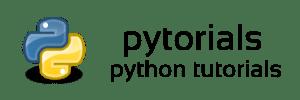 pytorials.com   python tutorials